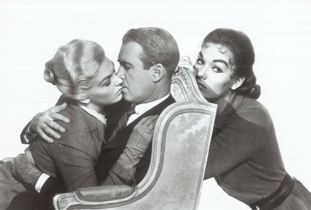 Vertigo, Judy behind Madeleine