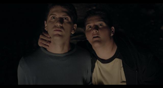 """נווה צור (מימין) ורועי ניק, """"עמק"""""""